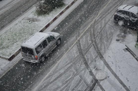 Ardeşen Kar Yağışı