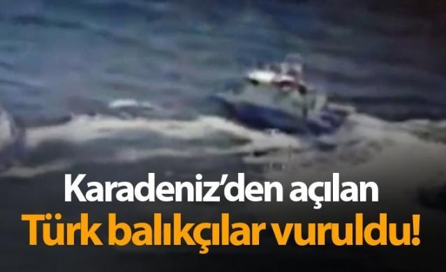 Ordu'nun Perşembe ilçesinin Belediye Başkanı Mustafa Saim Tandoğan, buradan yola çıkan balıkçıların uluslararası karasularda kalkan avı yaptığı sırada Romanya Sahil Güvenlik ekipleri ile sıkıntı yaşadığını belirtti.