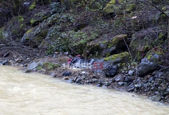 Rize'nin Çayeli ilçesinde bir kadın cesedi bulundu