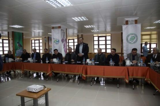 Rize'de Isırlık Kent Ormanı'nda Çalışmalar Başladı