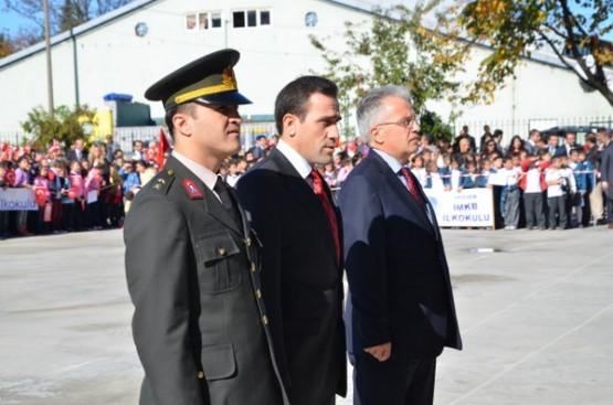 Ardeşen'de Cumhuriyet Bayramı Kutlamaları Yapıldı
