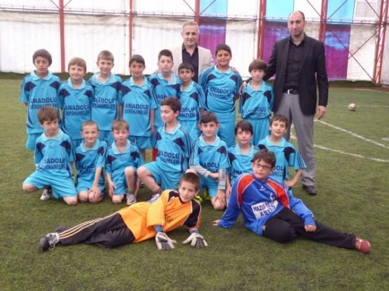 23 nisan futbol şenliği