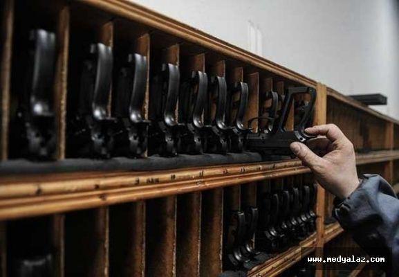 20 bin hakim ve savcıya yerli silah