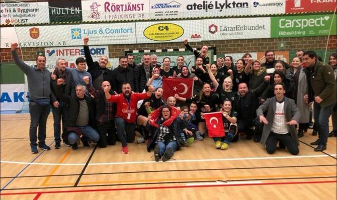 Ardeşen GSK Avrupa'da Yarı Finale Yükseldi