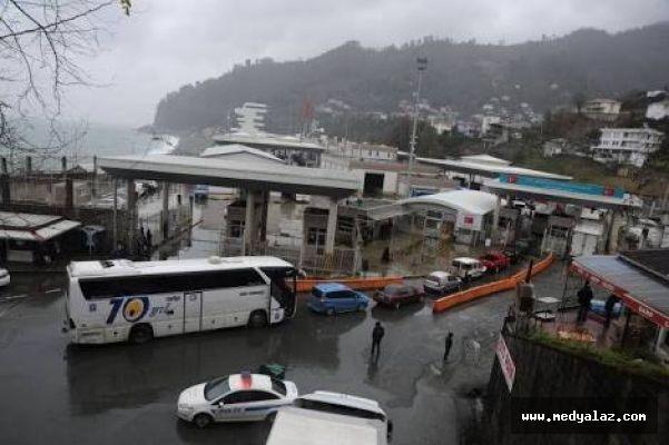 Batum da Türk Araçlarına Zorunlu Trafik sigortası