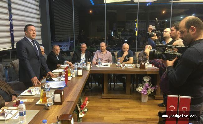 Kuyumcu Ardeşen TSO Başkanlığına Adaylığını Açıkladı
