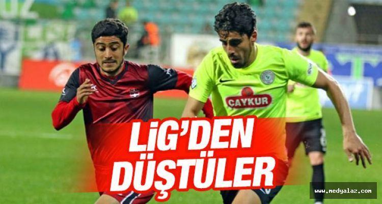 Süper Lig'in tarihi çınarıydı! 2. Lig'e düştüler
