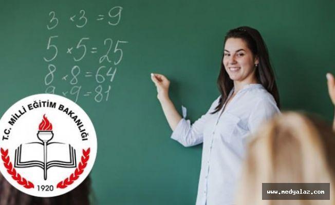 Ücretli öğretmene büyük müjde