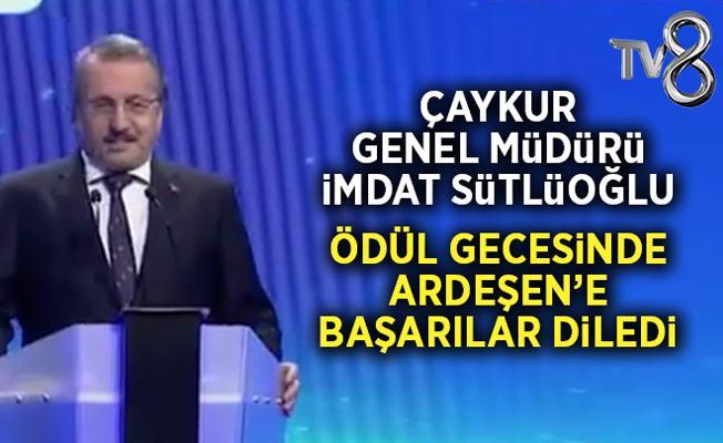 Sütlüoğlu'ndan Ardeşen GSK'ya Başarı Dileği...