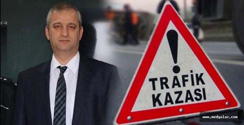Trabzon Emniyet Müdür Yardımcısı Hayatını Kaybetti