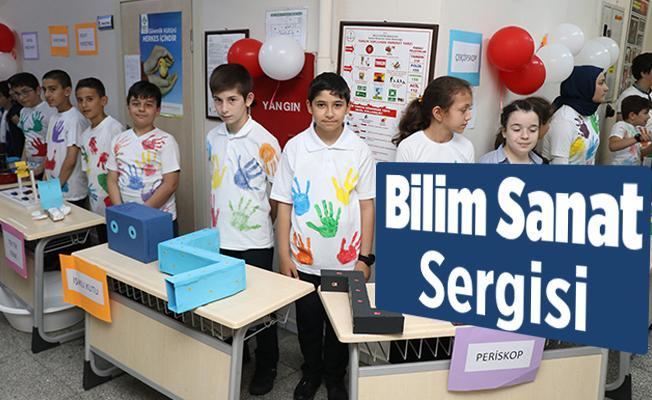 Ardeşen'de Bilim Sanat Sergisi açıldı