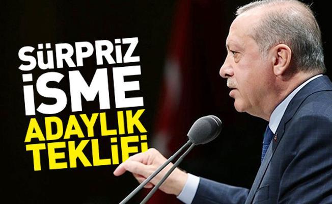 Erdoğan'dan sürpriz hamle