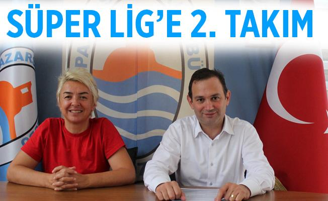 Pazarspor Kadın Hentbol Takımı Süper Lig'e Yükseldi