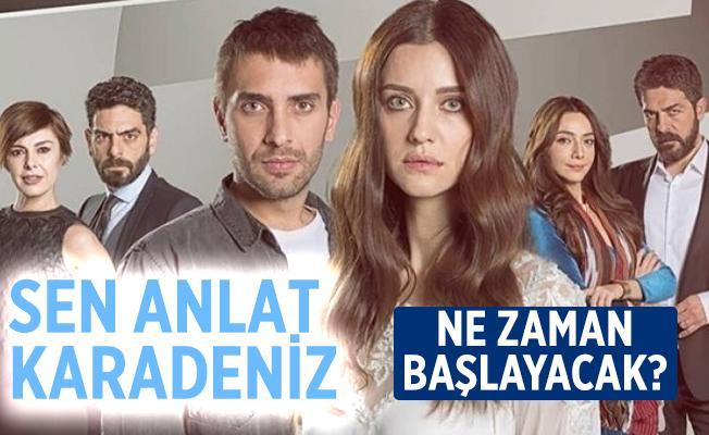 Sen Anlat Karadeniz 2.sezon ne zaman başlayacak? Kesin yayın tarihi...
