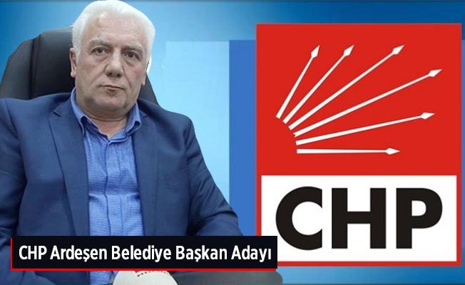 CHP Ardeşen Belediye Başkan Adayını Belirledi