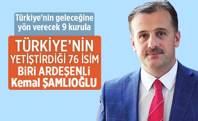 Kemal Şamlıoğlu'na Cumhurbaşkanlığı Kurulunda Önemli Görev
