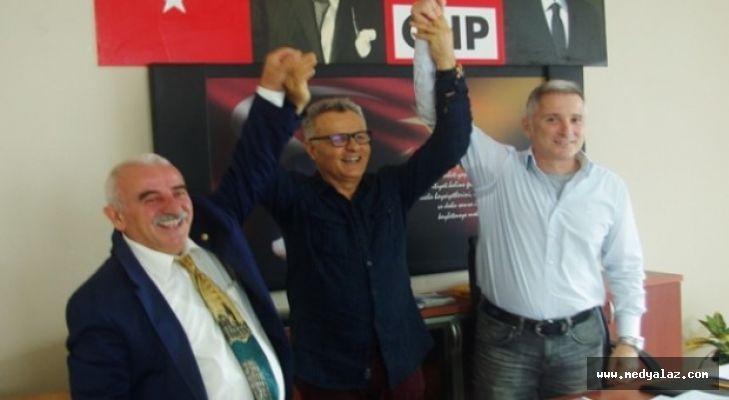 Rize CHP'de Belediye Başkanlığı için iki aday adayı