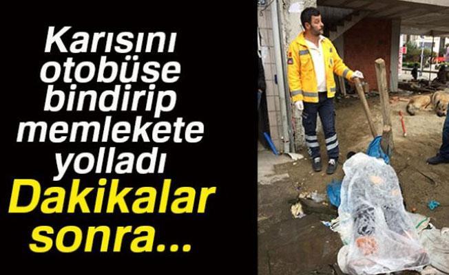 Sokakta Kalp Krizi Geçiren Gürcü Çay İşçisi Hayatını Kaybetti