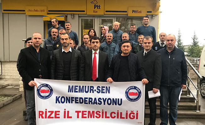 Birlik Haber-Sen PTT Çalışanlarının Sorunlarını Dile Getirdi