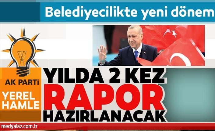 AK Parti belediyeleri mercek altına alıyor! Yılda 2 kez rapor hazırlanacak