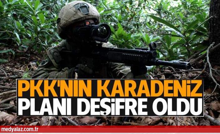 PKK'nın Yeni Karadeniz ekibi deşifre oldu