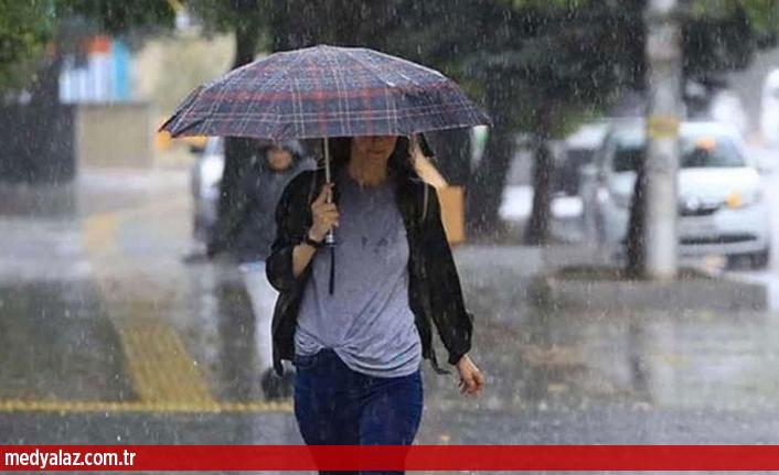 Rize ve Trabzon İçin Meteoroloji'den Kuvvetli Yağış Uyarısı