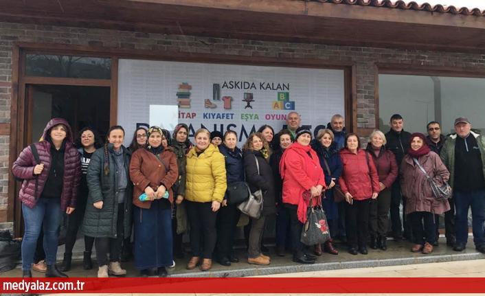 Fındıklı Belediyesi ''Dayanışma Meci'' Mağazası Açtı