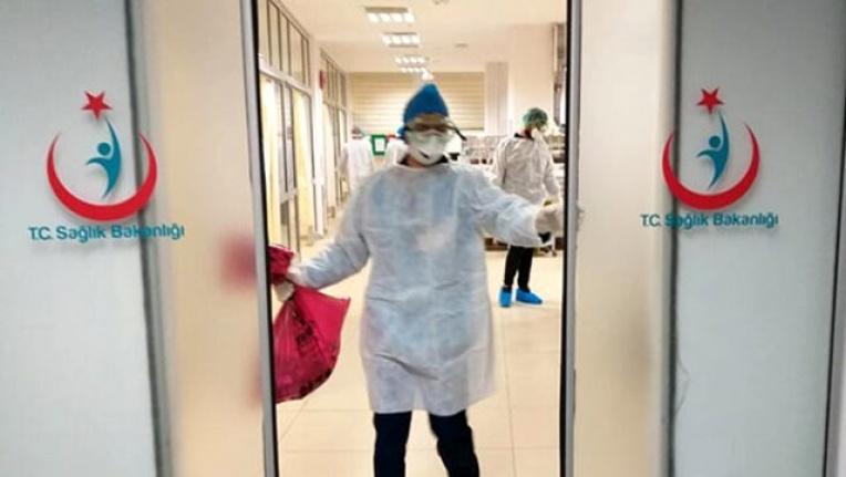 Devlet Hastanesi'nin poliklinikleri doktor ve hemşirelerin koronavirüse yakalanması nedeniyle kapatıldı