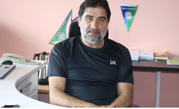 Ünal Karaman'dan liglerin devam etmesi ile ilgili açıklama
