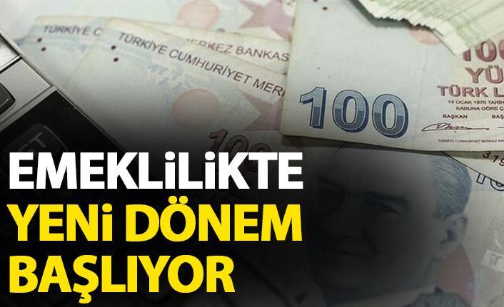 Cumhurbaşkanı Erdoğan duyurdu! Emeklilikte yeni dönem