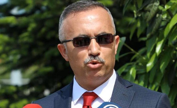 Rize Valisi Çeber Rizedeki Vaka Sayısını Açıkladı!