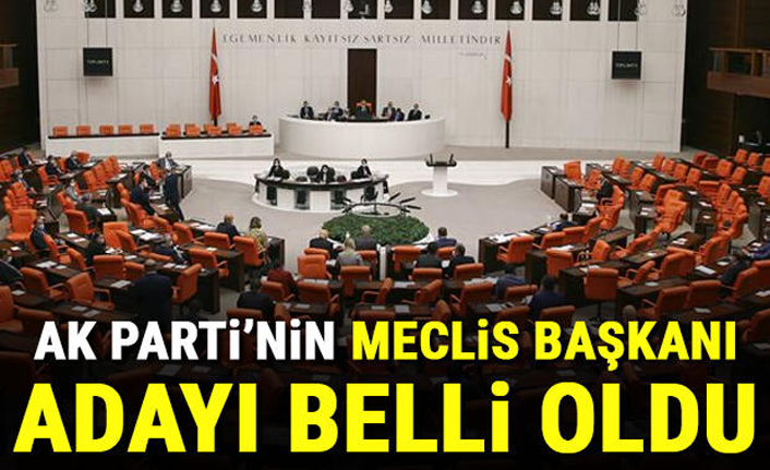 Son dakika haberler... AK Parti'nin Meclis Başkanı adayı Mustafa Şentop