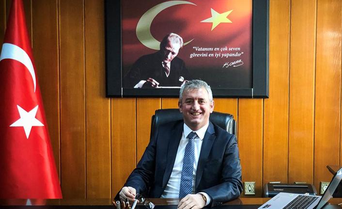 Ardeşen'li Kaymakam Muhammed Önder'e  Önemli Yeni Görev.
