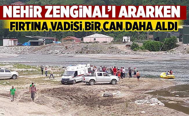 Fırtına Deresi'nde Nehir'i Arayan Dayısı Öldü, Akrabası Yoğun Bakımda