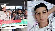 Rize'de Derste Bıçakla Öldürülen Lise Öğrencisi Defnedildi