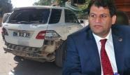 AK Partili başkana saldırıda korkunç detaylar!