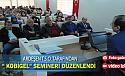 "ARDEŞEN T.S.O. TARAFINDAN "" KOBİGEL"" SEMİNERİ"