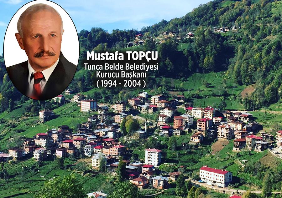 Mustafa Topçu